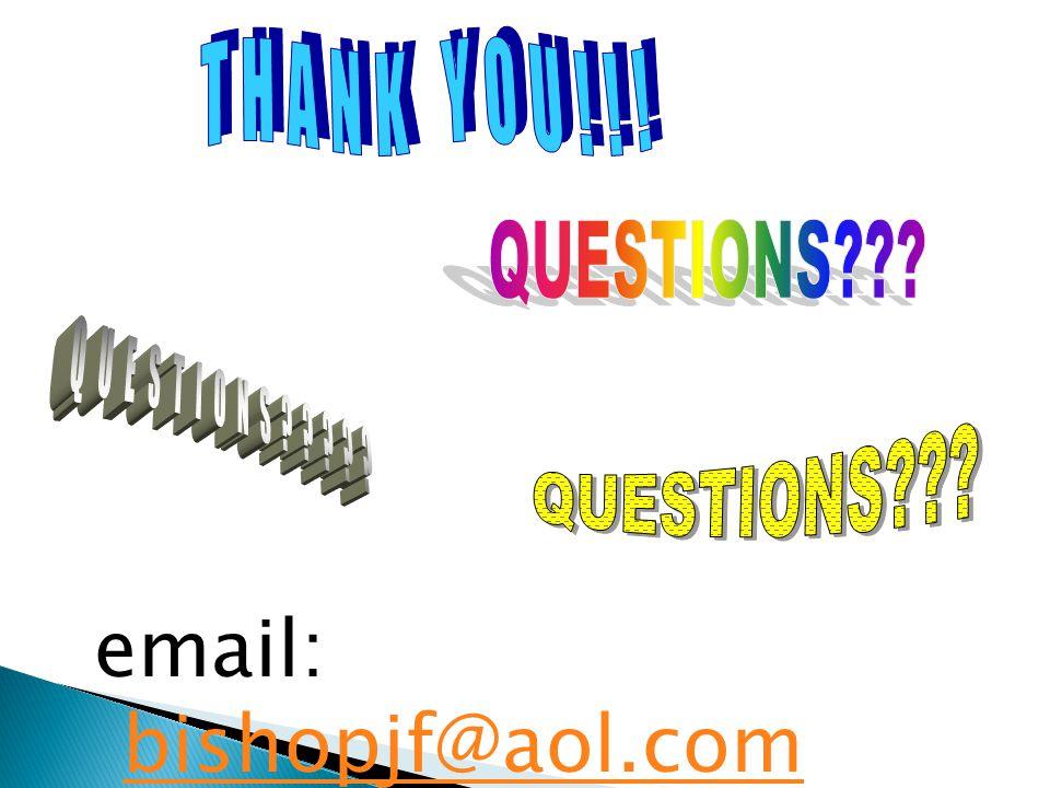email: bishopjf@aol.com bishopjf@aol.com