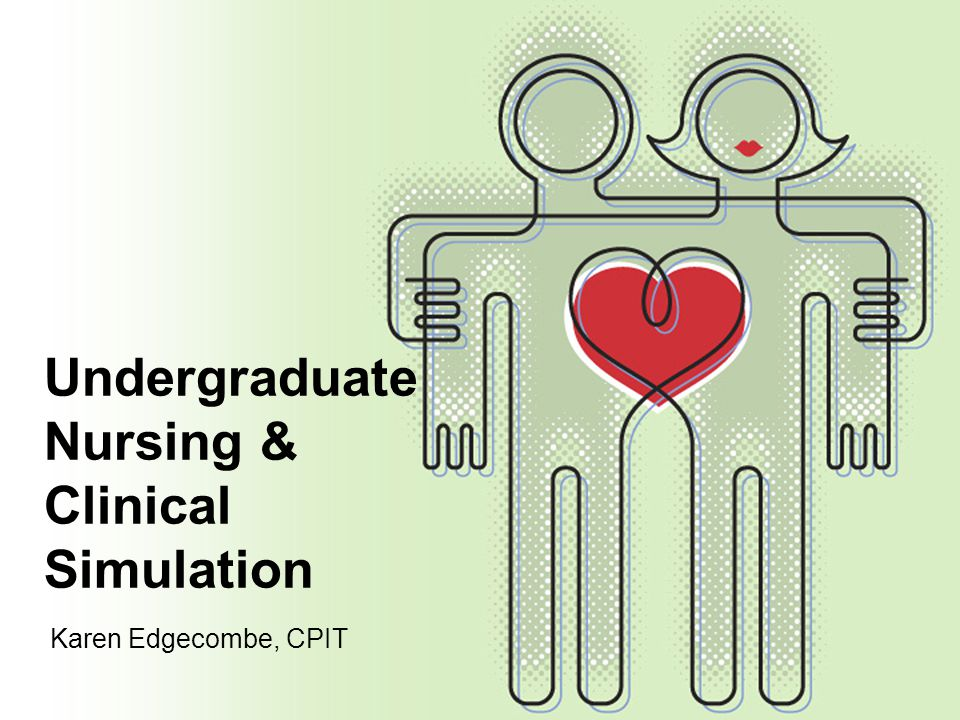 Undergraduate Simulation in NZ Nursing Council of NZ All students have access to simulation learning resources in order to prepare them appropriately for clinical experiences to ensure the safety of health consumers, students and staff