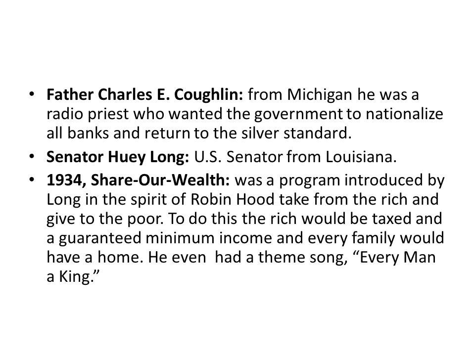 Father Charles E.