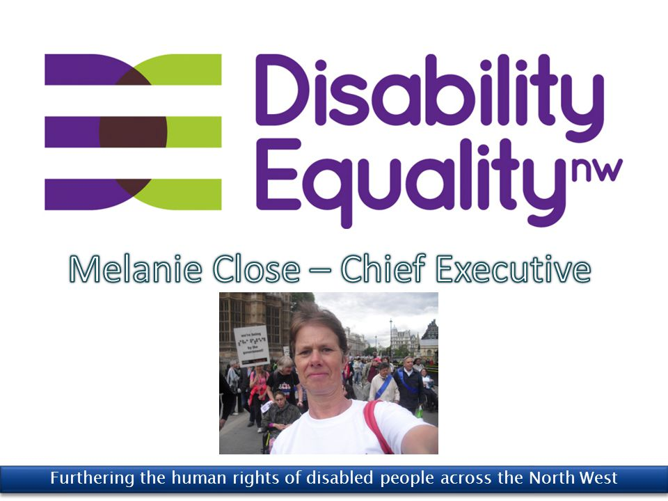  Who are we . The legal challenge of Lancashire County council's cuts to adult social care.