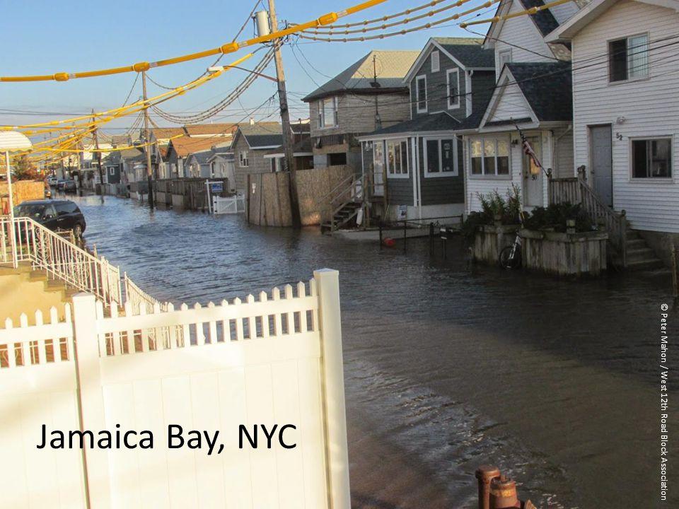 Jamaica Bay, NYC © Peter Mahon / West 12th Road Block Association
