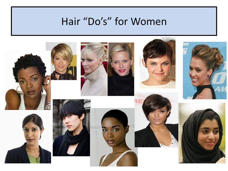 Hair Do's for Women