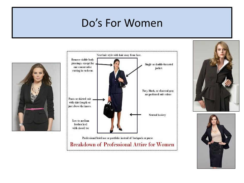 Do's For Women