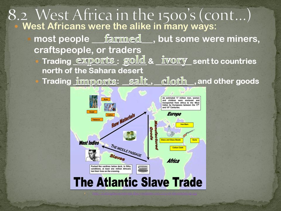 society was based on _____________ families lived in the same _______________ owned _________ together and shared their __________ worshipped __________ of the ancestors and asked spirits to ___________ them they enjoyed _____________________ West Africans were different in many ways: some lived in small ______________ / some live in _________ many different ___________________ were spoken.