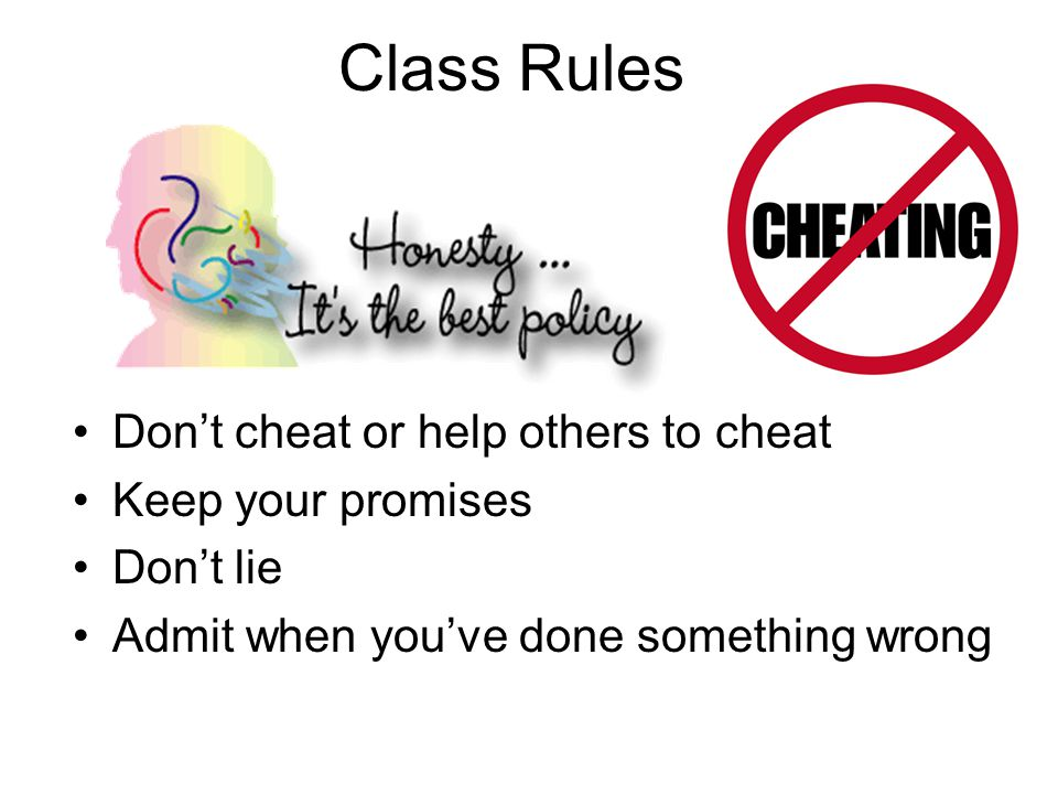 Class Rules Respect Me Yourself Others Chaparral Your Community America Our World