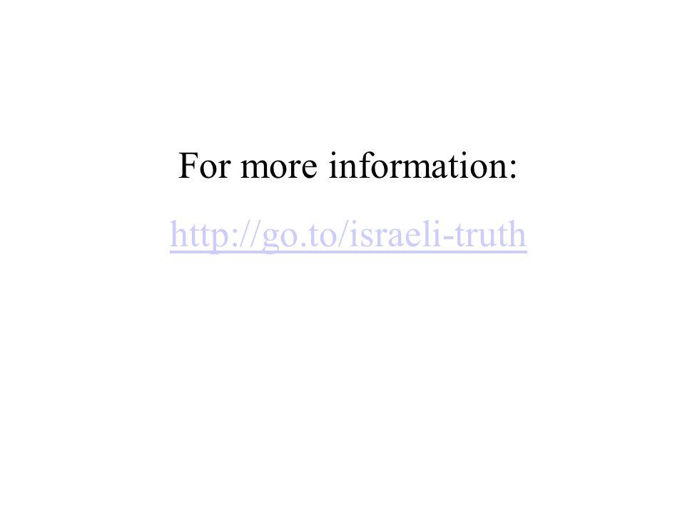 The Israeli people wants PEACE Not Yasser Arafat's DEATH