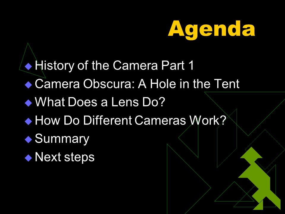 History of the Camera Part 1  15 Hundred Years in a Few Hundred Seconds.
