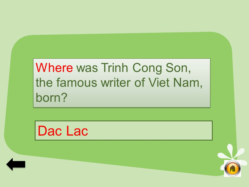 Who is the writer of our national anthem? Who is the writer of our national anthem? Van Cao