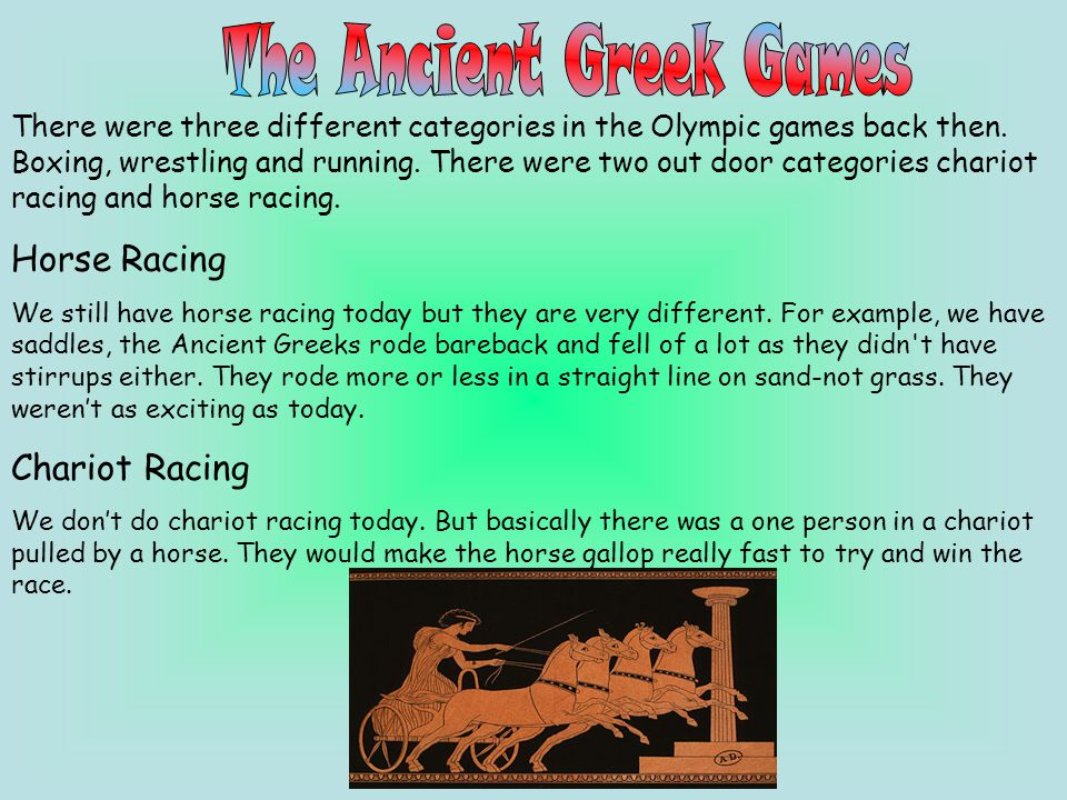 This true story recorded by a guest at the Ancient Greek Olympics goes to show how strict it was about keeping the women away from the Olympics. A Sto