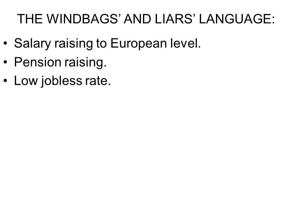 A windbag and coward Yatsenjuk: