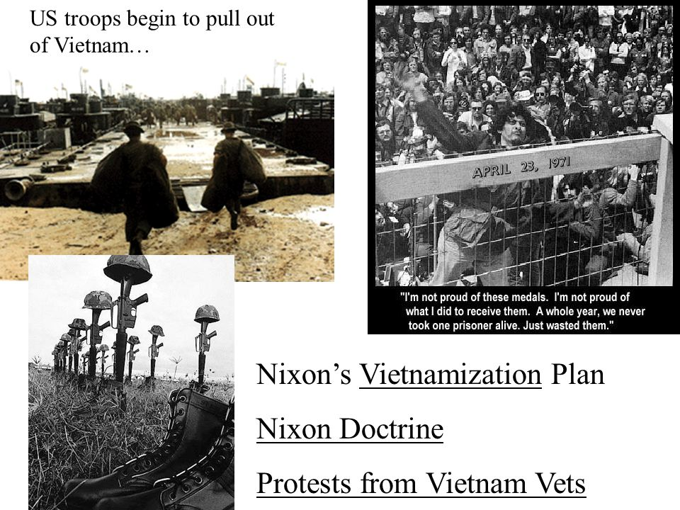 Nixon Elected 1968 'Silent Majority' Plan to exit Nam?