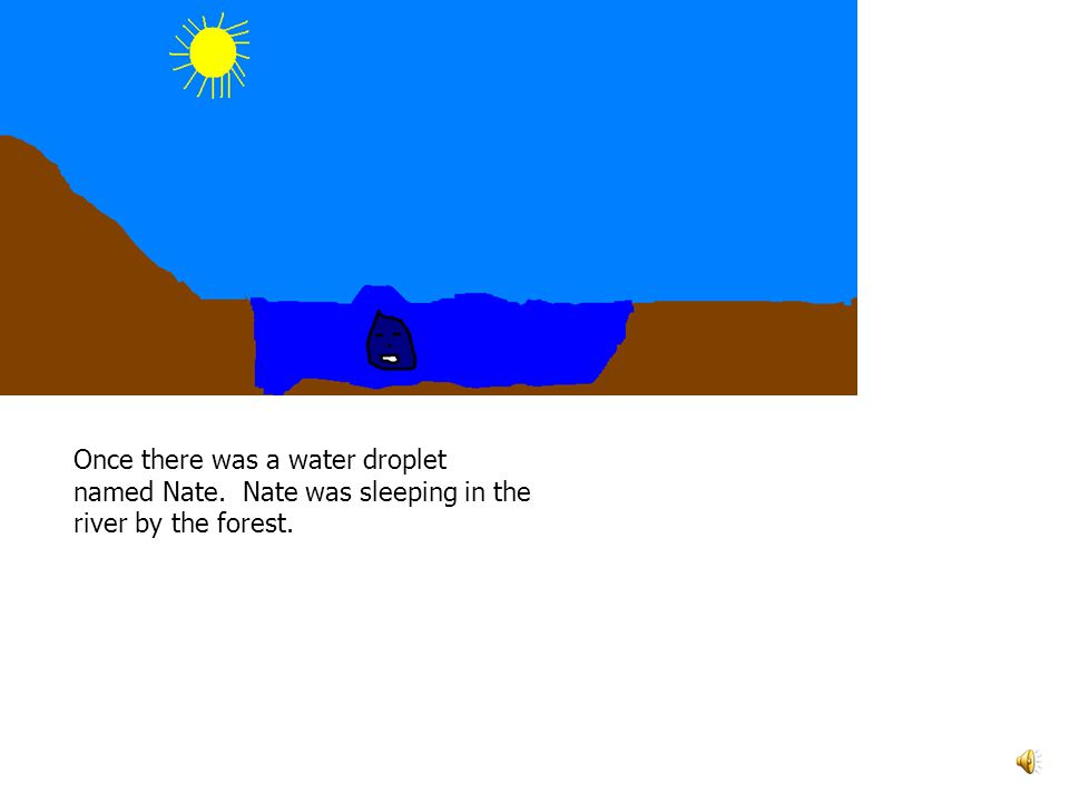 by Jason A water Cycle story