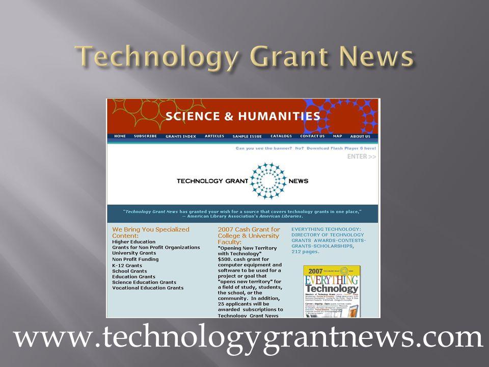 www.technologygrantnews.com