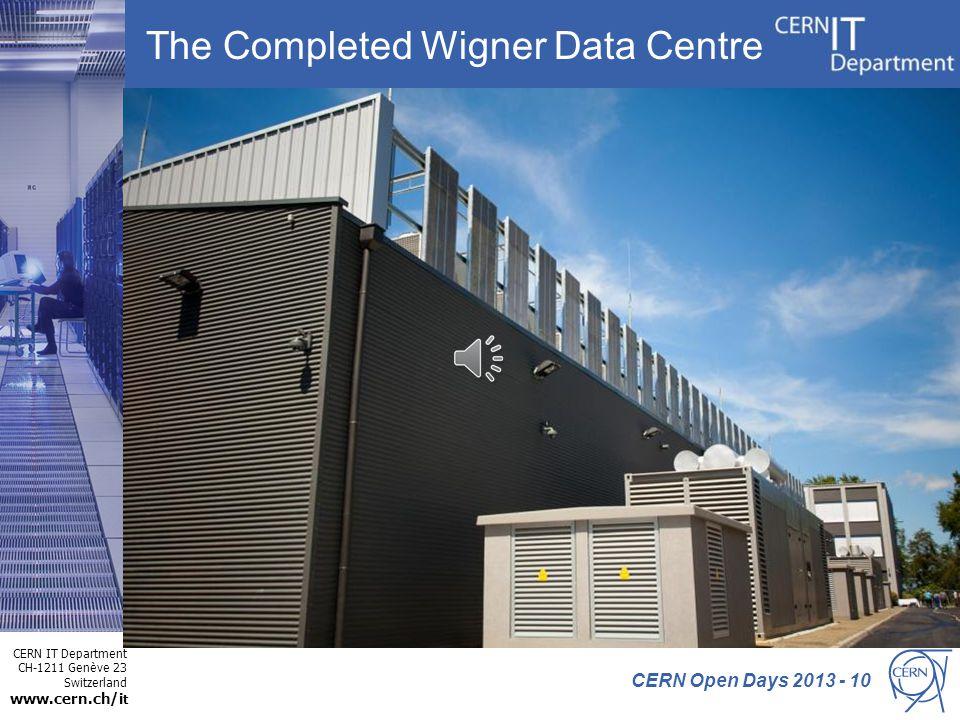 Construction Video CERN Open Days 2013 - 9