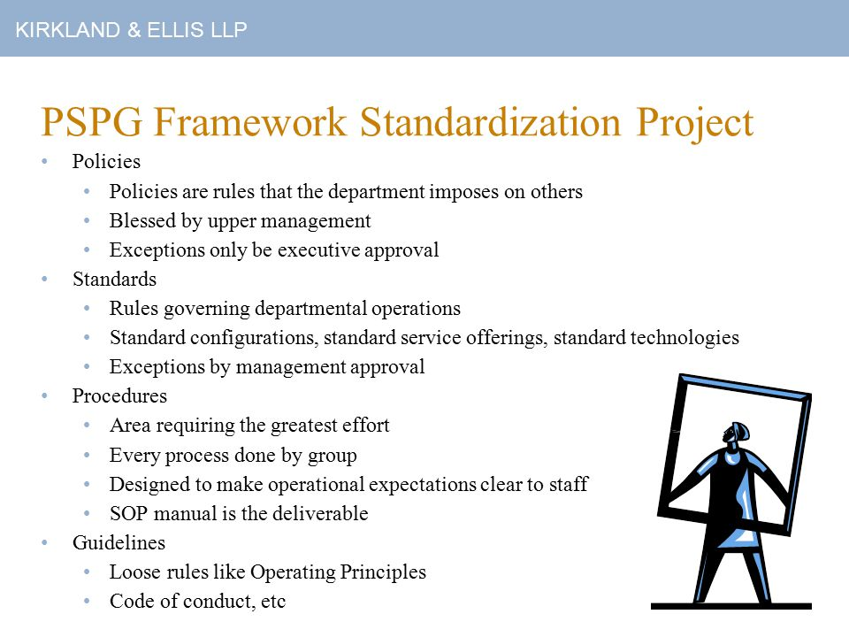 KIRKLAND & ELLIS LLP Lessons Learned  Expect that there will be processes that vary office to office which may not have come out in the discovery phase.