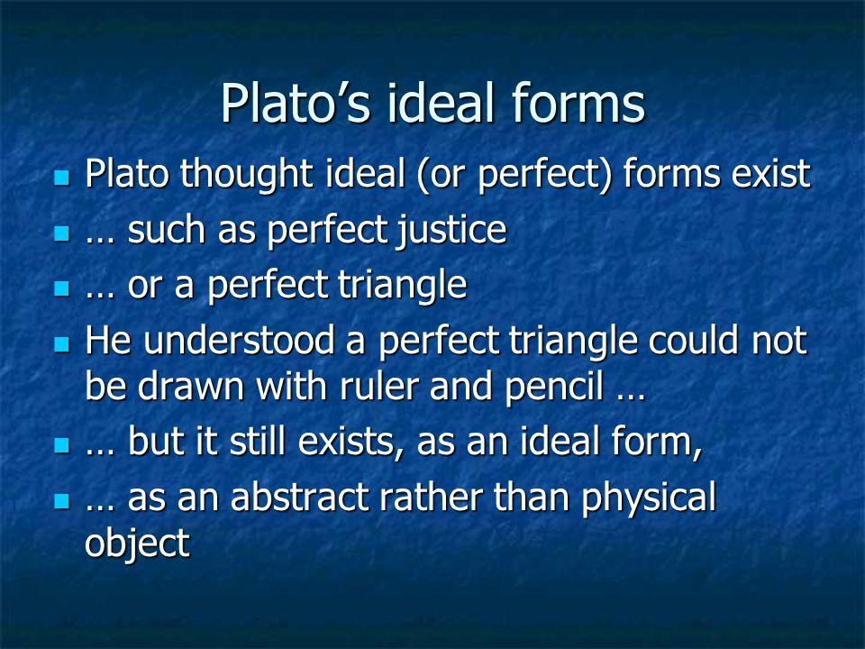 Two great thinkers Plato Plato Einstein Einstein