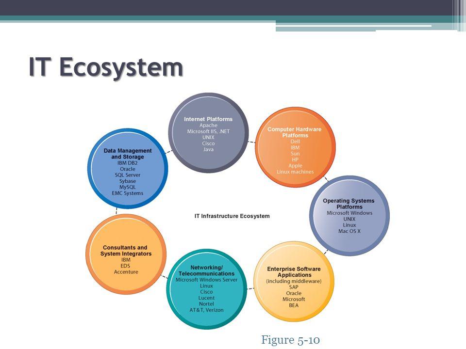 IT Ecosystem Figure 5-10