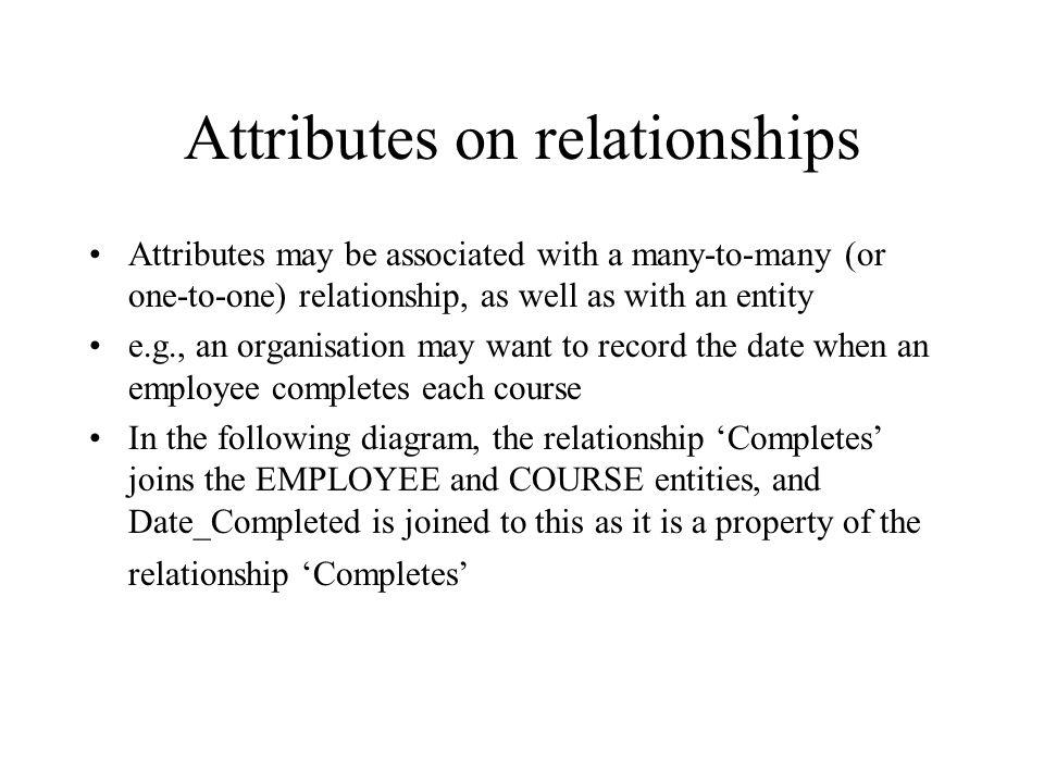 (b) Relationship instances