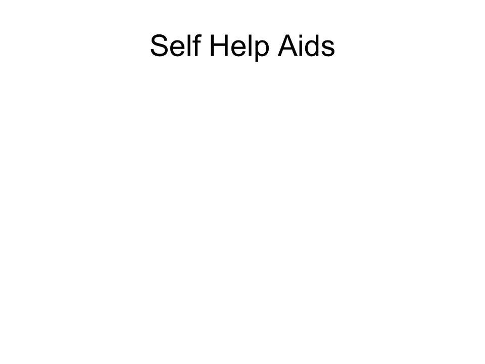 Self Help Aids