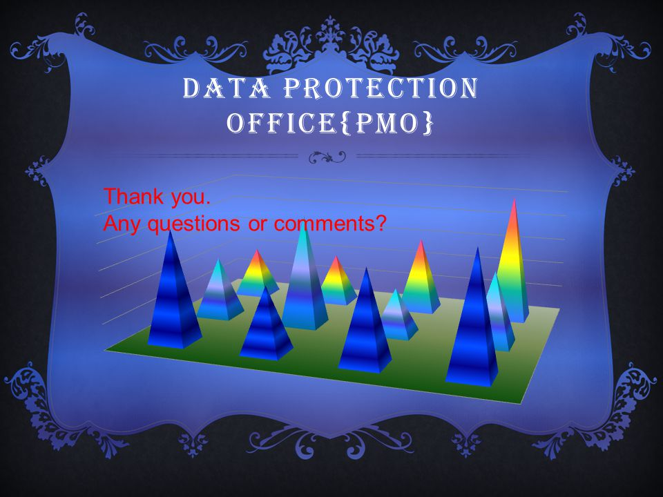 DATA PROTECTION OFFICE{PMO}