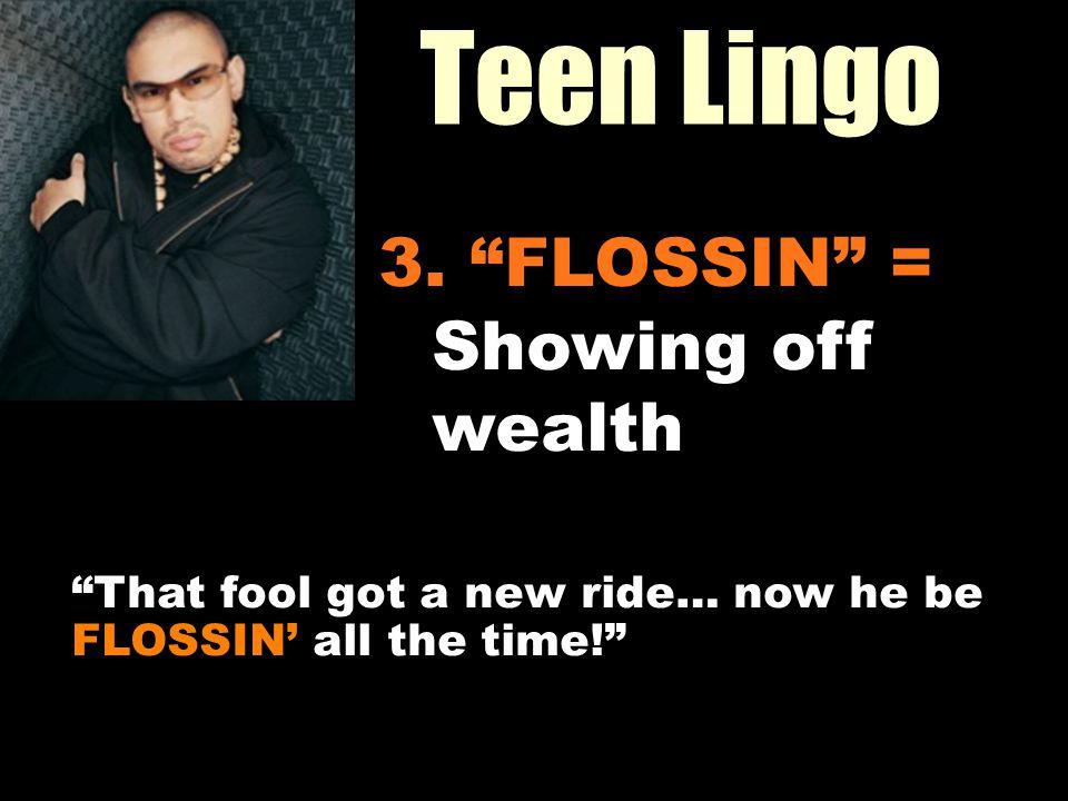 Workin It Out 06/23/11 Teen Lingo 3.