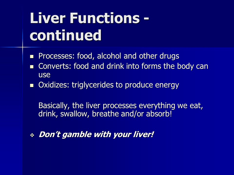 Hep-Trivia How many quarts of blood does the liver filter every minute.