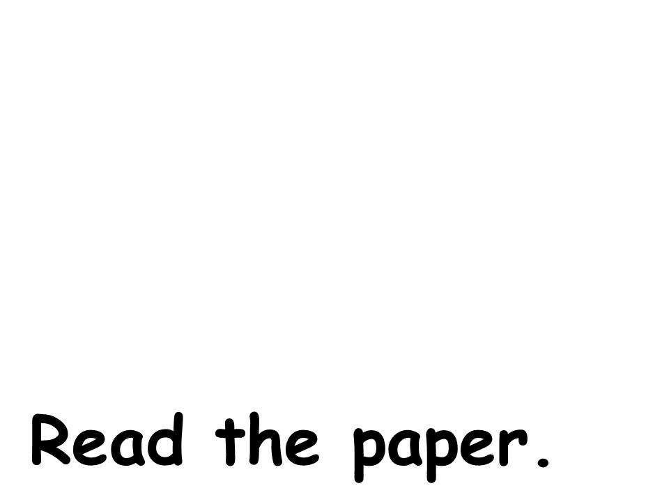 Read the paper.