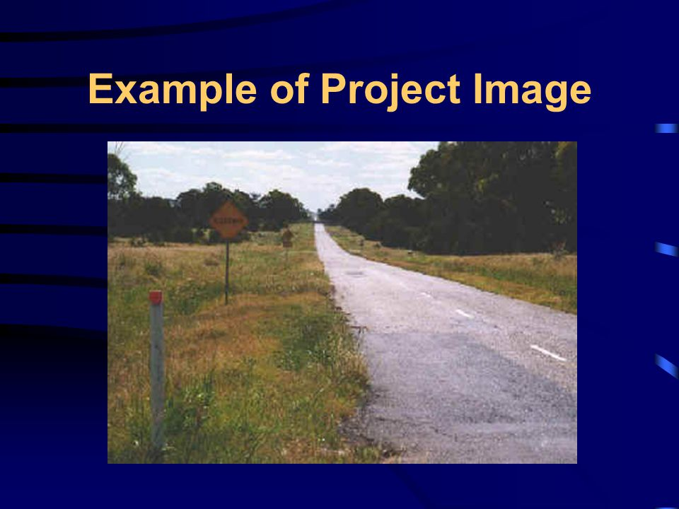 Example of Project Image
