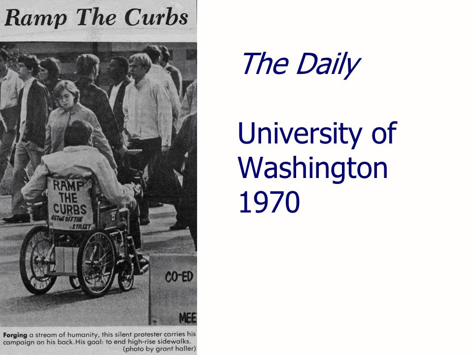 The Daily University of Washington 1970