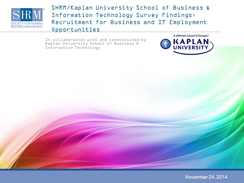 Business: For the purpose of this survey, the term business focuses on disciplines such as sales, banking and accounting, financial planning, risk management and insurance, real estate, and investment and wealth management.