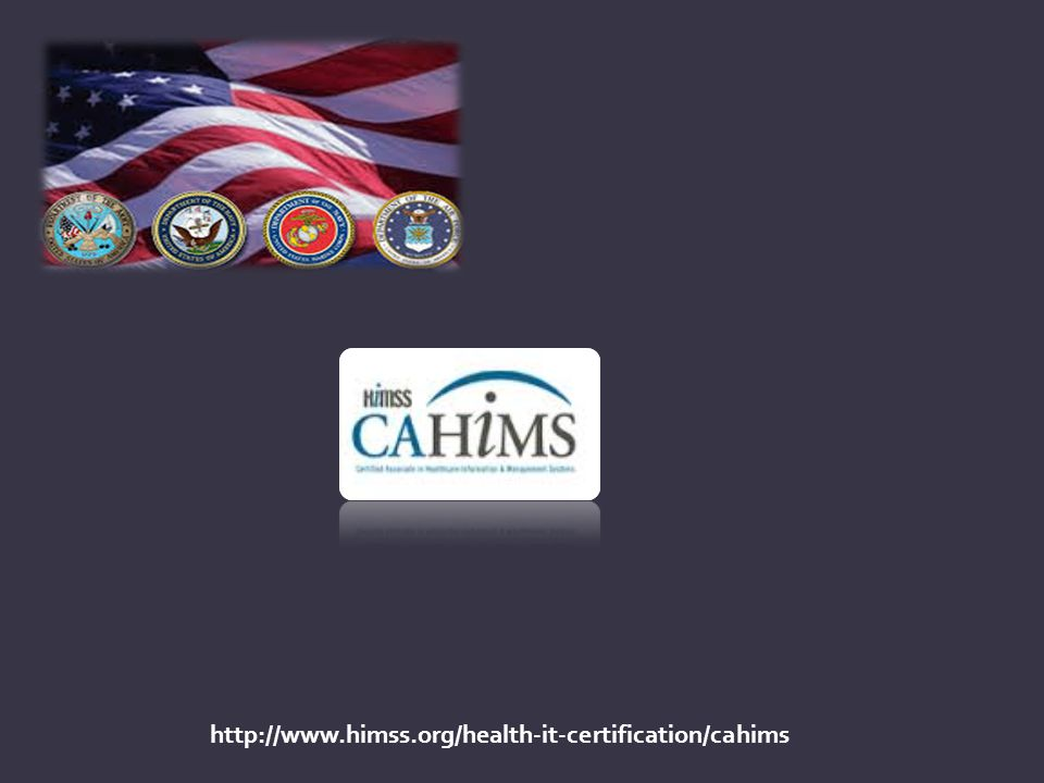 http://www.himss.org/health-it-certification/cahims