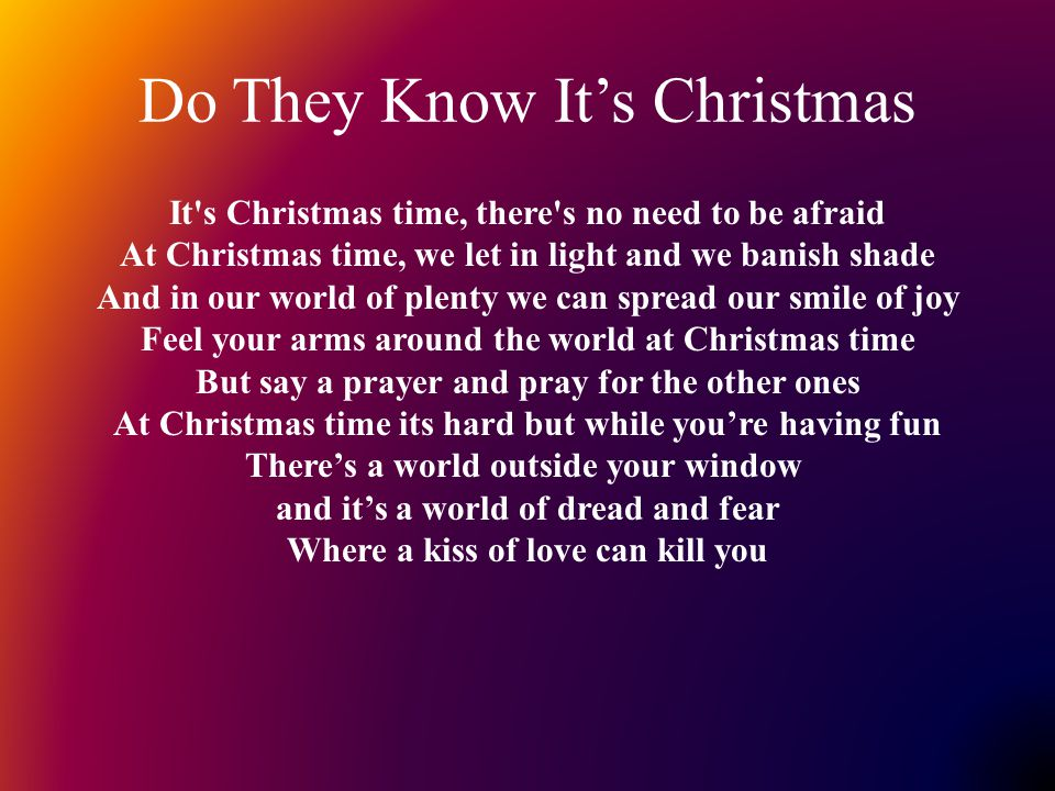 Prayers of The Faithful The response is: For a joyful and hopeful Christmas season. Response. For all those who live in constant terror and war countr