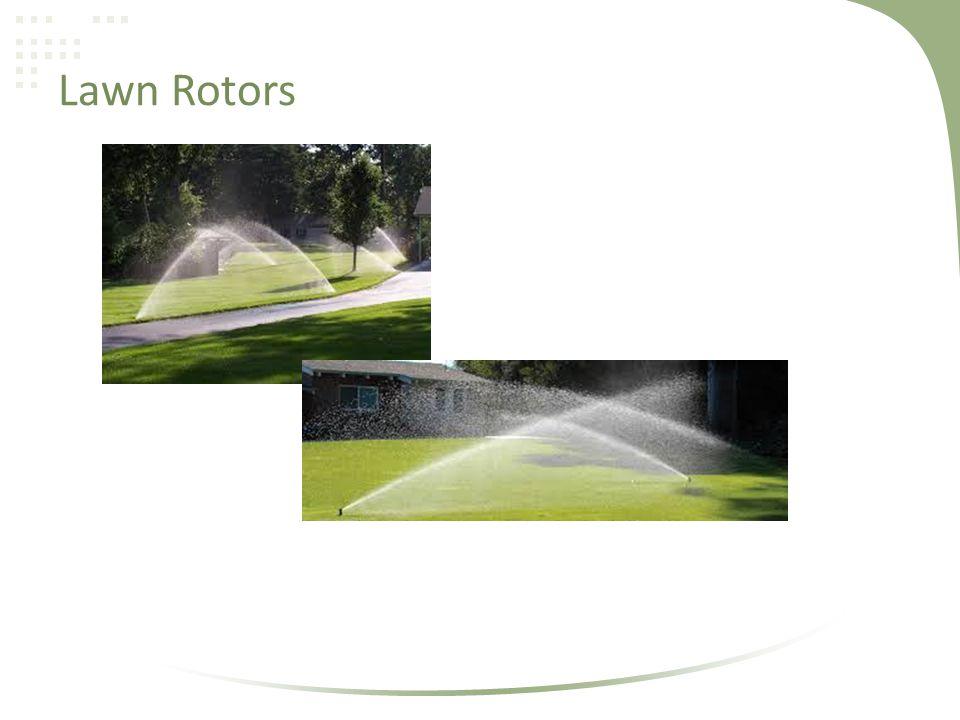 Lawn Rotors