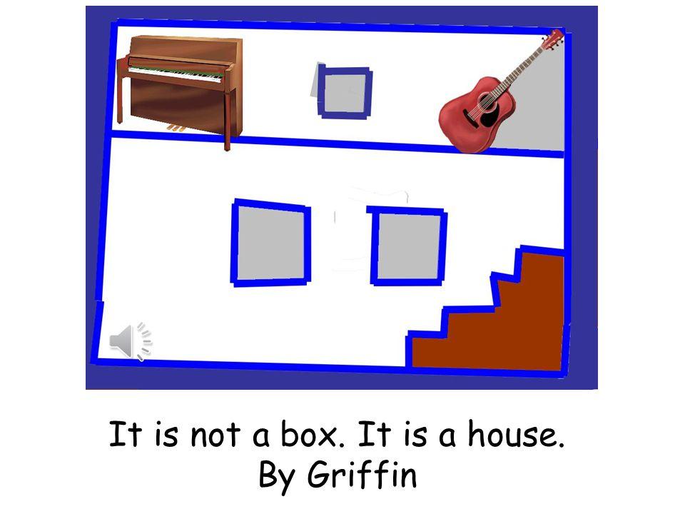 It is not a box. It is a rocket ship. By Grant