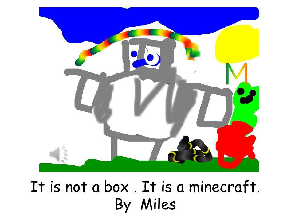 It is not a box. It is a troll. By Mahin