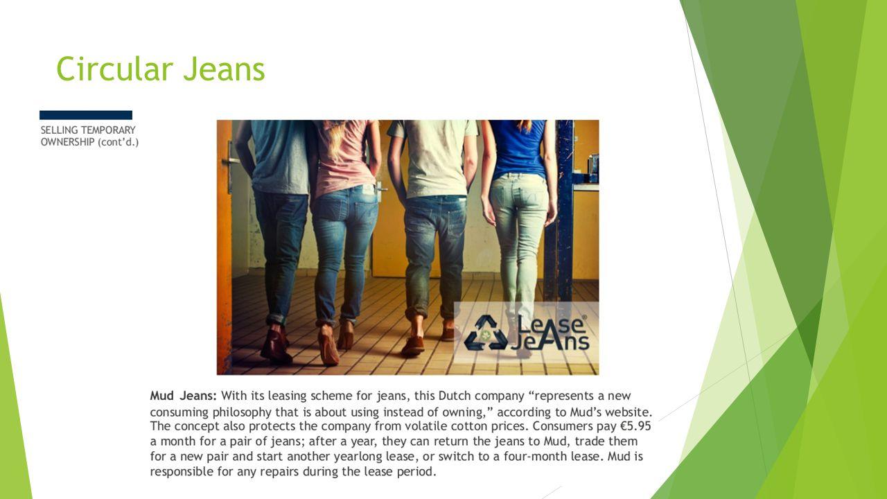 Circular Jeans