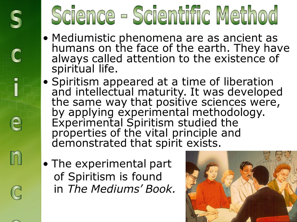 Mediumistic phenomena are as ancient as humans on the face of the earth.