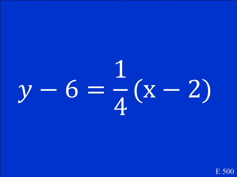 If f (2) = 5, f (6) = 2, f '(2) = 3, f '(6) = 4 and g(x) = f -1 (x), find the equation of the tangent line of g(x) at x = 2.
