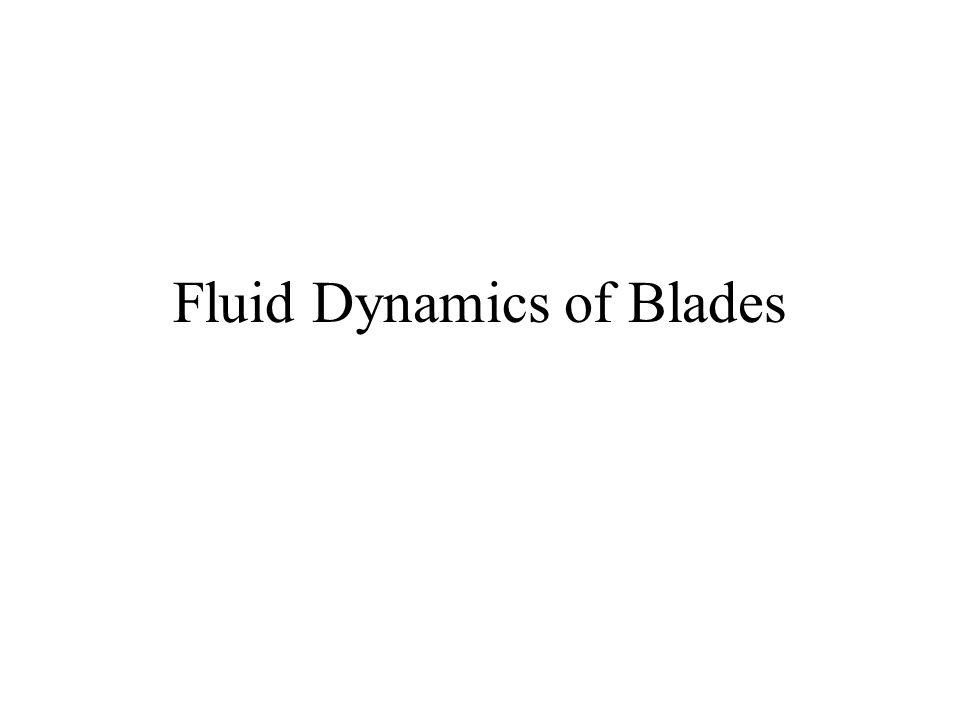 U U U V ri V re V ai V ae V ni Flow through Blades