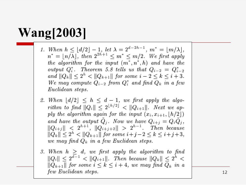 12 Wang[2003]