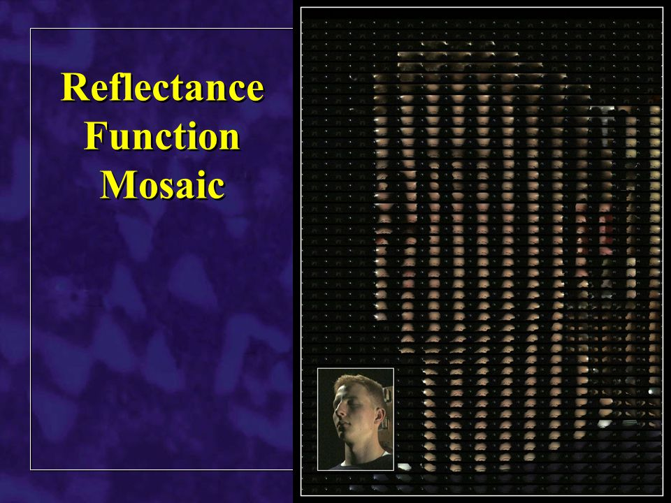 Reflectance Function Mosaic