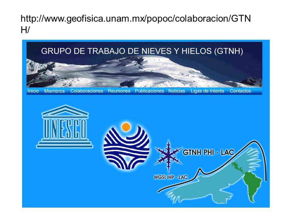 http://www.geofisica.unam.mx/popoc/colaboracion/GTN H/
