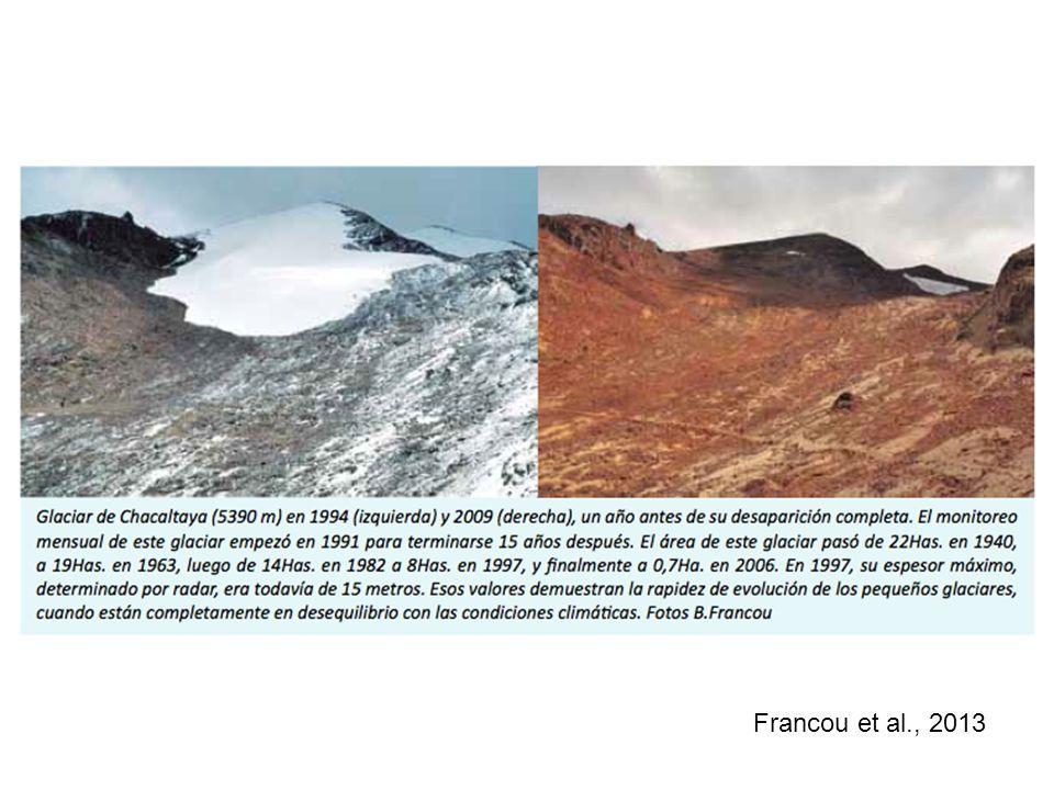 Francou et al., 2013