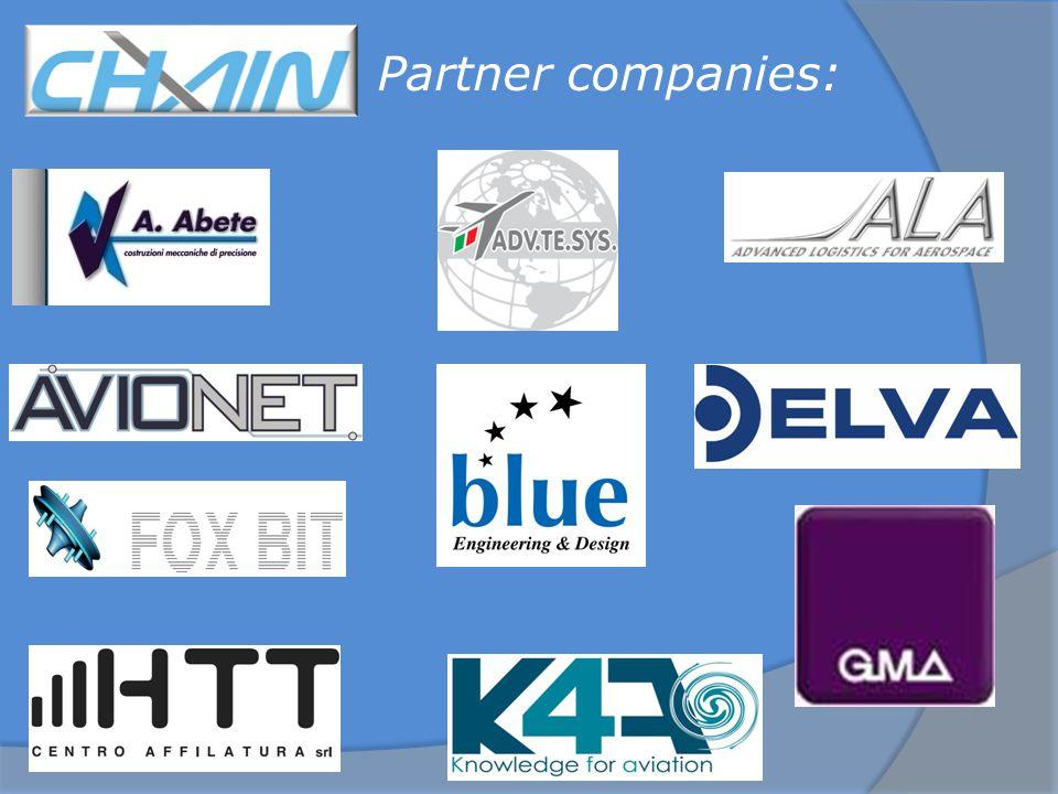 Partner companies: