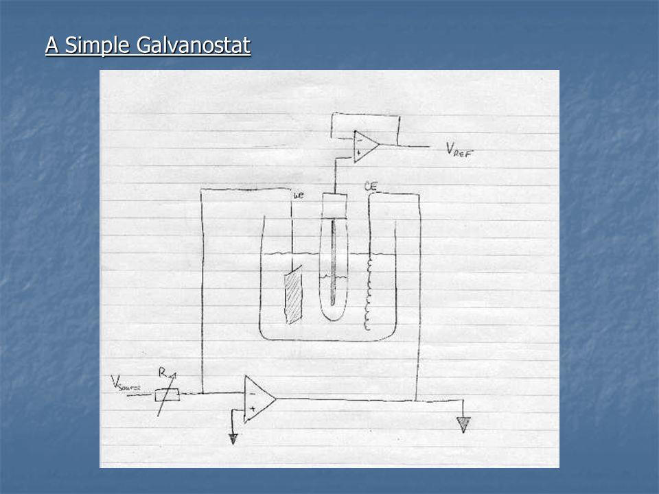 A Simple Galvanostat