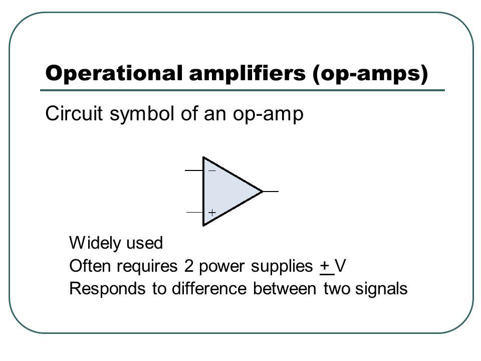 ENTC 3320 Op Amp Review