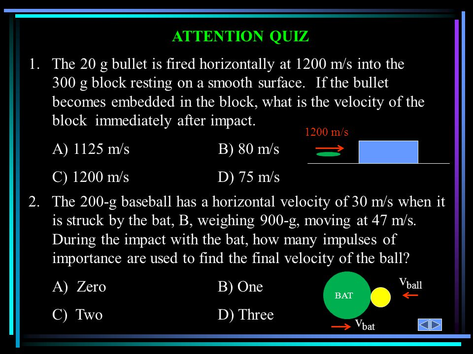 ATTENTION QUIZ 2.