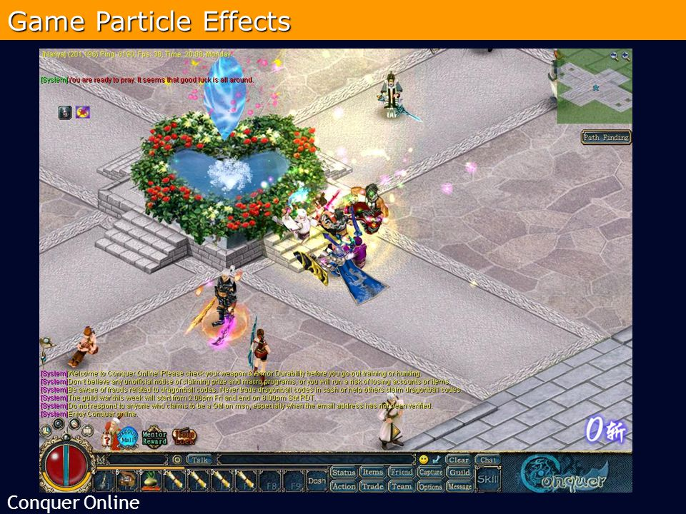 18 Game Particle Effects Conquer Online