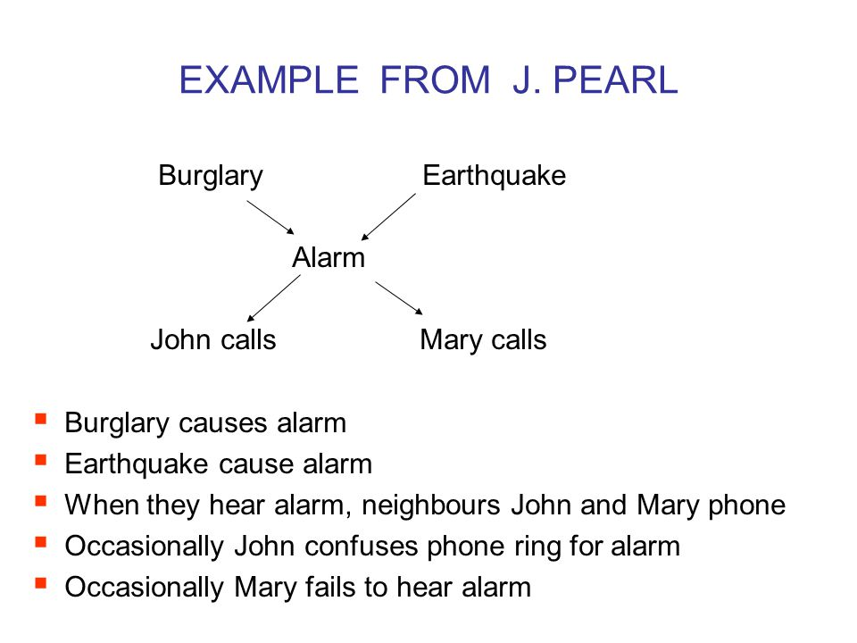 EXAMPLE FROM J.