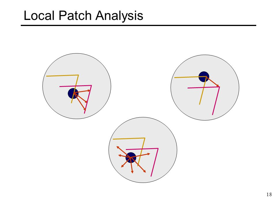 18 Local Patch Analysis
